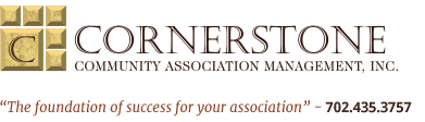 Cornerstone Communit Association Management Inc.